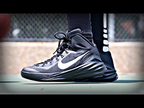 d6f0f57b89f7 Nike Hyperdunk 2014 Performance Test - YouTube