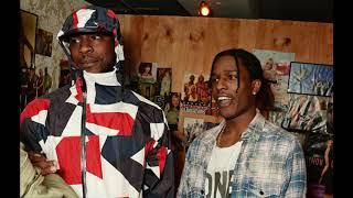 A$AP Rocky - Praise The Lord (Da Shine) (feat.  Skepta) (LAKIM Remix)