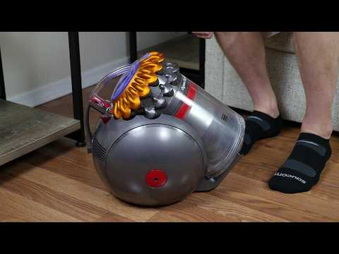 Dyson Big Ball Multi Floor Canister Vacuum Review (May 2019)