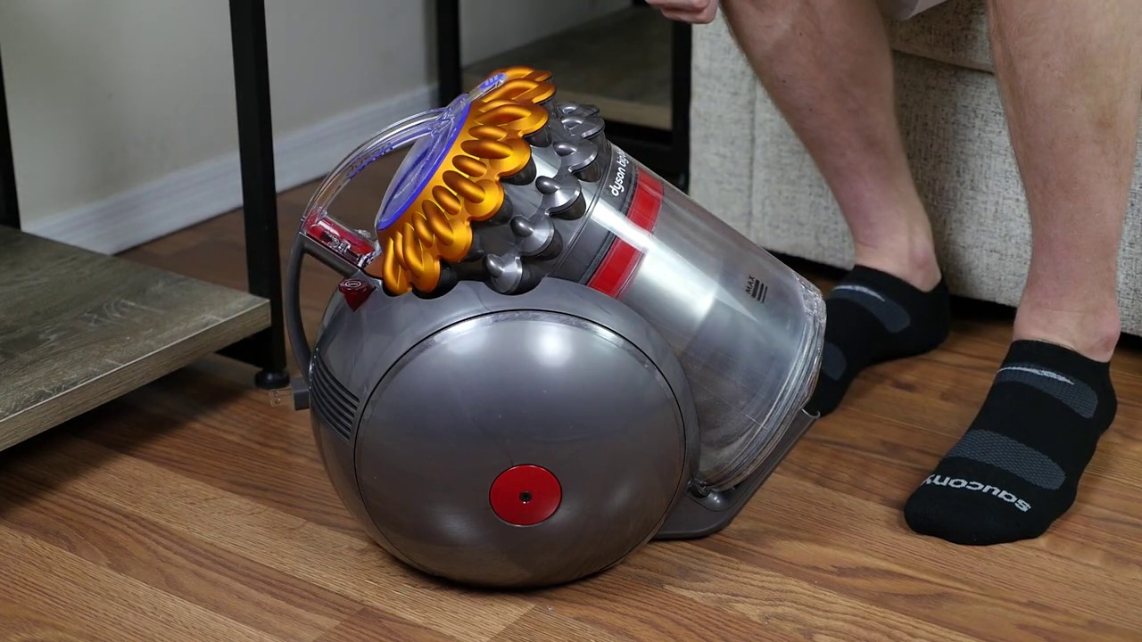 Dyson Big Ball Multi Floor Canister Vacuum Review May Youtube