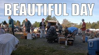 Flea Market Selling Antiques and More - I Took TWO Spots