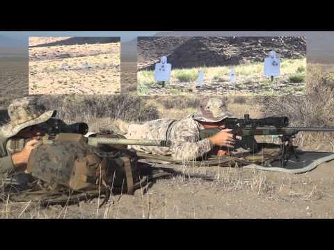 Long Range Shooting: 3-round challenge, Part I
