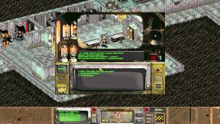 Back to my roots: Fallout 2 - Episode 53 (Sierra Army Depot, Skynet and More Loot)