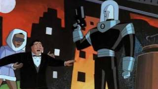 Batman vs. Mr.freeze fight 1
