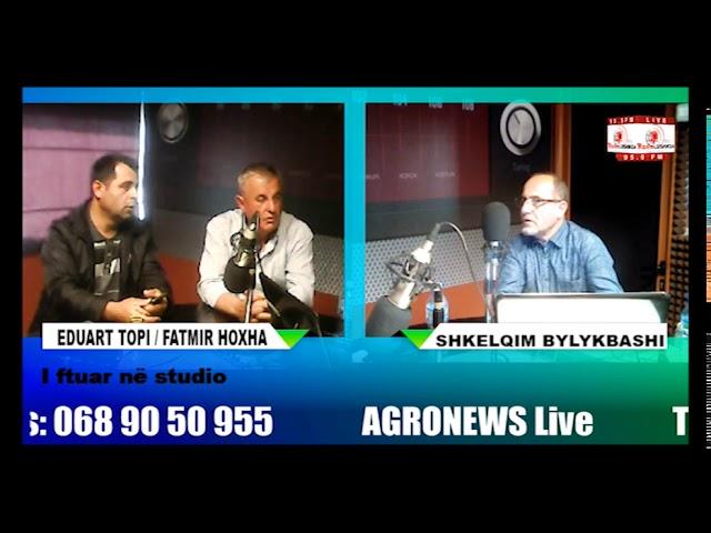 Agronews   Emision per demtimin e pjeshkeve ne Barbullinj Lushnje