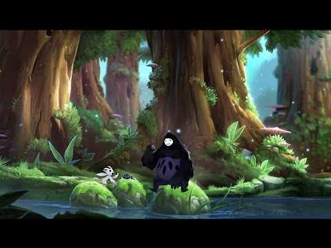 Ori And The Blind Forest   The Tree of Life   Cartoon for Children - baby songs
