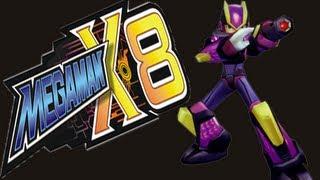 Megaman X8 Ultimate Armor