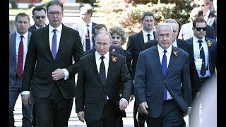 Может ли Путин предотвратить войну между Израилем и Ираном?. Bloomberg, США.