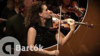 Bartók: Violin Concerto No. 1 - Liza Ferschtman - Live Concert HD