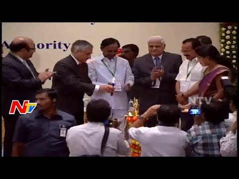 14th All India Meet of State legal authority Starts in Hyderabad | Live | NTV