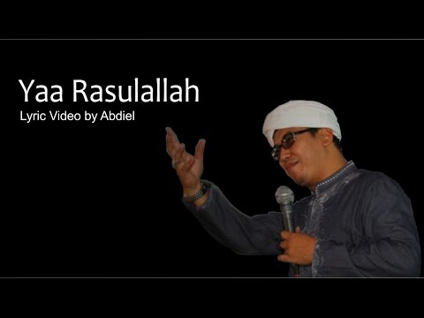 Ya Rasulallah - Ust. Jefri AL Buchori