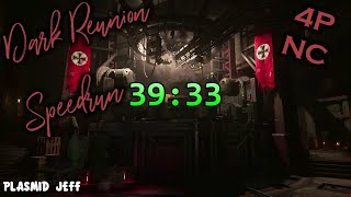 The Final Reich Hardcore Easter Egg Speedrun (No Consumables) 4P 39:33
