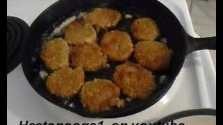 Chicken-less Nuggets, Vegan Meat Alternative, Chicken Patties