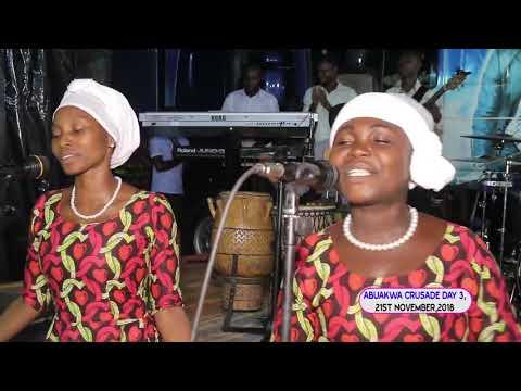 ABUAKWA FOR CHRIST MEGA CRUSADE DAY 3 BY EVANGELIST AKWASI AWUAH  (2018 OFFICIAL VIDEO)