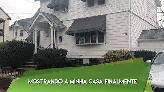 MOSTRANDO A MINHA CASA FINALMENTE