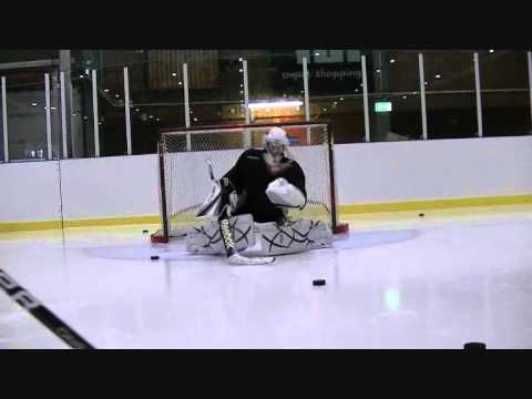 Molndals Hockey Malvakts Camp 2011 Youtube