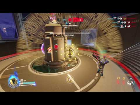 Overwatch Ranked #3: A Great Control Game Here