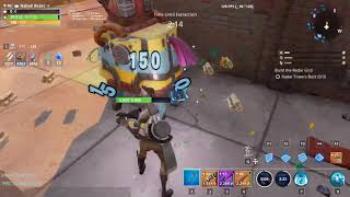 Fortnite STW Do you keep resources after defeat