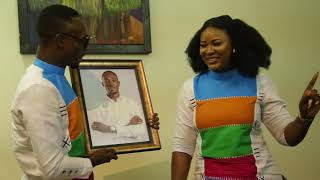 Zionfelix Surprises Kumawood Actor Salinko And Wife Big Time On Their Wedding Anniversary And B'day