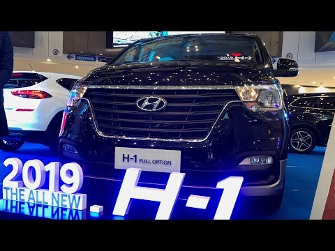 2019 Hyundai H-1 Full Option