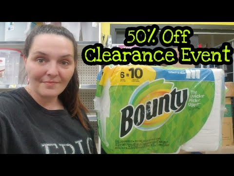 50% Off Paper Products & MORE At Dollar General