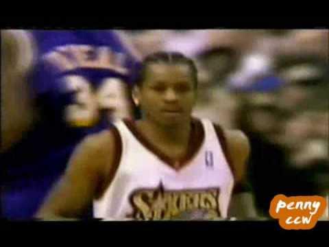 Allen Iverson 41pts Break Kobe