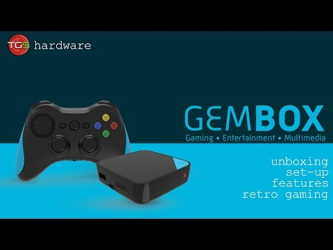 Emtec GEM Box Android Review (Unboxing, Retro Emulation, Game Streaming)