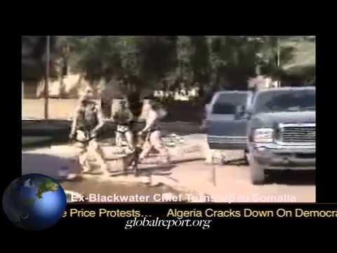 Ex-Blackwater Chief Turns Up In Somalia