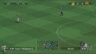 World Soccer Winning Eleven 9 Xbox Gameplay - The Best