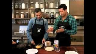 Recipe Kitchen -- Half Moon Bites (30 June 2014)