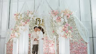 [ BE THAI ] May & Beer - Engagement Ceremony