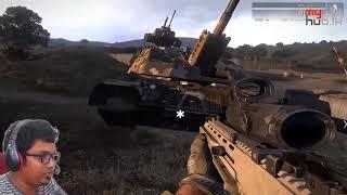 aachchige ARMA 3 sinhala gameplay | myHub.lk