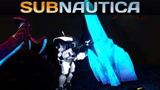 Subnautica 40 | Kyanit und heiße Warper | Gameplay German Deutsch thumbnail