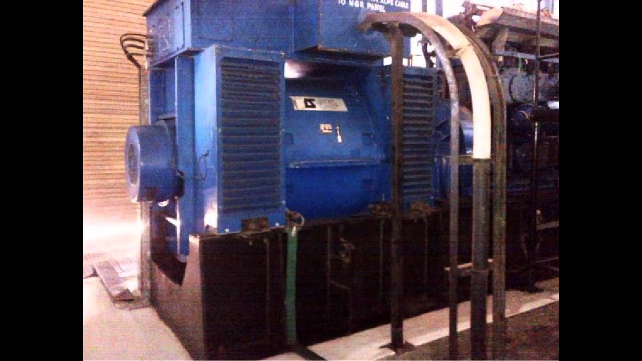 Used HFO Diesel Power Plant Engine For Sale – India 91