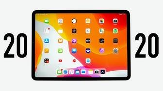 TOP 15 iPad Apps 2020