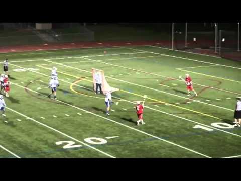 Ian Mckay's Senior Year Lacrosse Highlights