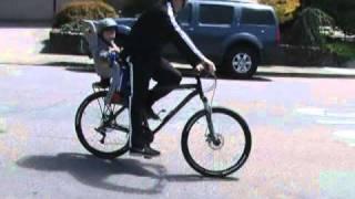 Topeak II babyseat bicycle child seat
