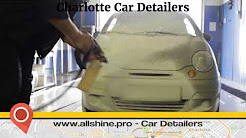 Best Car Detailers Charlotte NC - Free Quotes All Shine Pro Auto Detailers