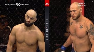 Адам Яндиев - Джордан Джонсон Обзор Боя UFC Moscow