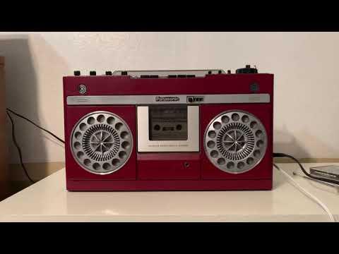 Belts Riemen Set für JVC 9475 LS Radio Recorder Boombox