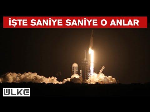 Türkiye için tarihi anlar... Türksat 5A uydusu fırlatıldı!