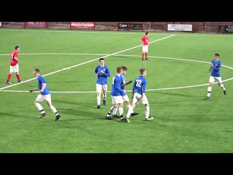 Larne Youth v Castle Juniors - Under 17s First Division - 19th October 2018