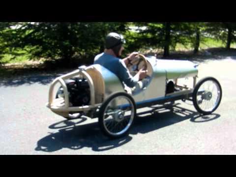 1913 Spacke Cycle Car | Doovi