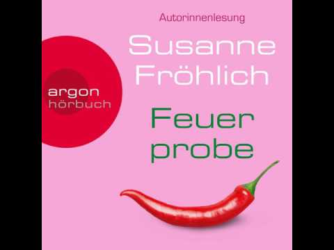 Feuerprobe YouTube Hörbuch Trailer auf Deutsch