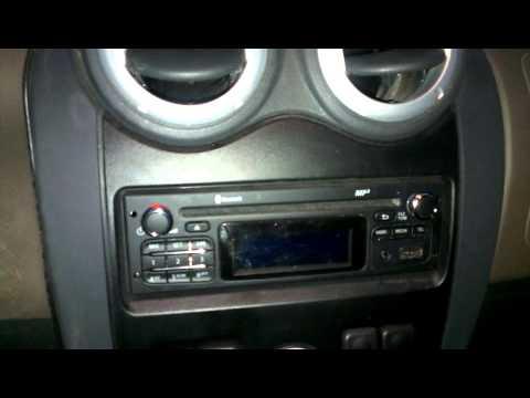 Установка 2din магнитолы в ВАЗ 2190 Лада Гранта.mp4 - YouTube