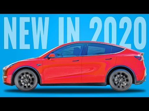 New Electric Cars On Sale In 2020