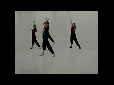 Aerodance choreography by Ulises Puiggrós for RITMIX