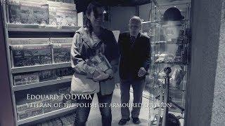 Edouard Podyma - Veteran of the Polish 1st armoured division