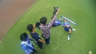 Bobotoh Preweding di GBLA (Stadion Gelora Bandung Lautan Api)