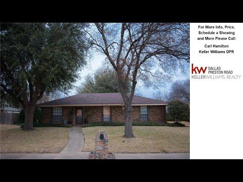 2103 Blueridge Drive, Duncanville, TX Presented by Carl Hamilton.
